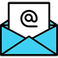 Contáctanos vía correo electrónico